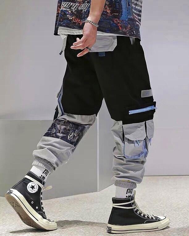 DISINTEGRATIONベーシックカーゴジョガーパンツ メンズの商品画像2